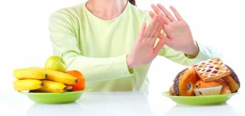 Необходимые и запрещенные продукты во время болезни