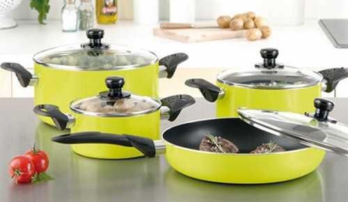 Выбираем качественную посуду для кухни