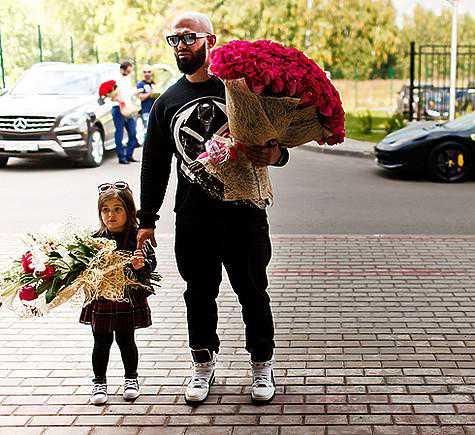Джиган и Оксана Самойлова: Наш роман развивался молниеносно