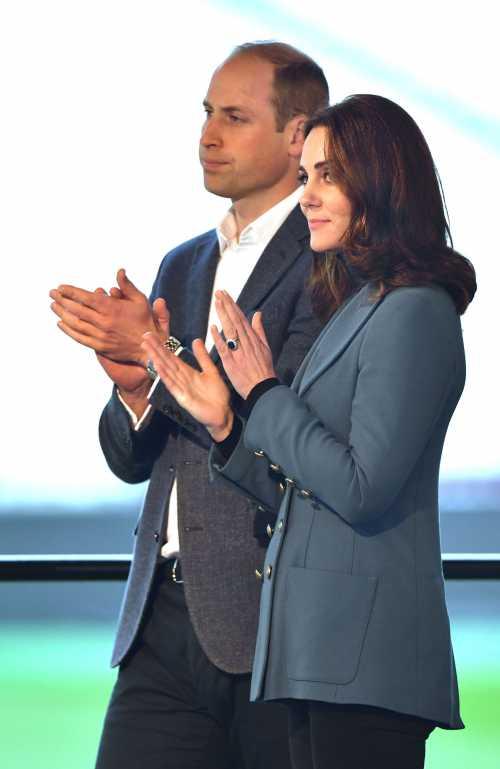 Принц Уильям и Кейт Миддлтон ждут двойняшек