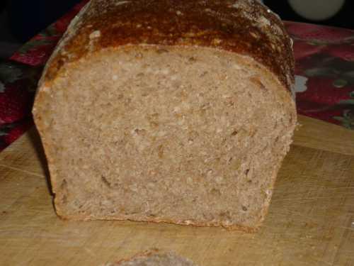 Зерновой хлеб для здоровья человека