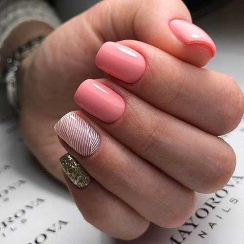 Дизайн ногтей летом 2018: новинки и тренды