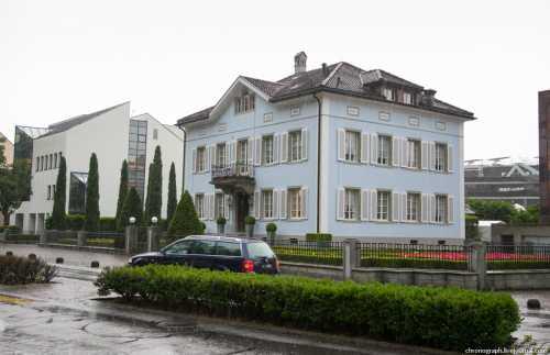 Государственный музей Лихтенштейна, Liechtensteinisches Landesmuseum