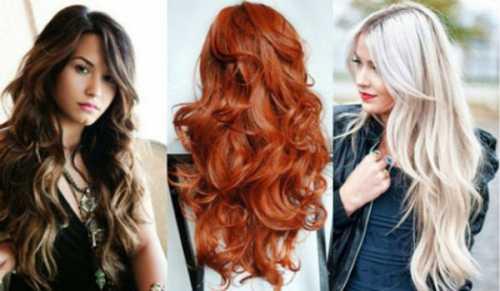 Подбор стрижки для различных типов волос