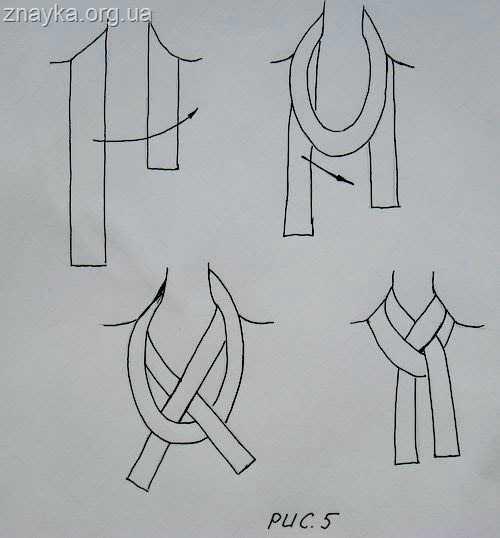 Правильно завязанный шарф — залог модного и стильного образа