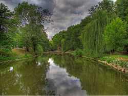 Река Пивка, Pivka
