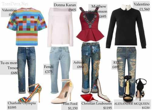 Возможности одежды из джинсы или как не испортить свой внешний вид