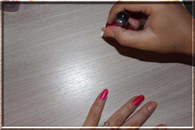 Рисунки на ногтях в домашних условиях: фото и