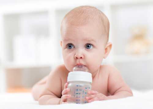 Как выбрать смеси для новорожденных