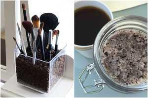 Крепко заваренный кофе можно использовать в качестве красителя для темных волос как натуральных, так и окрашенных